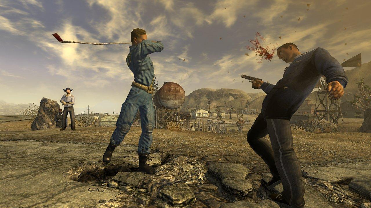 Impresiones: Fallout New Vegas, más fiel a la serie original [Reporte Completo y Nuevas Screens]