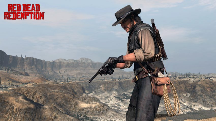 Red Dead Redemption Xbox 360 vs PS3