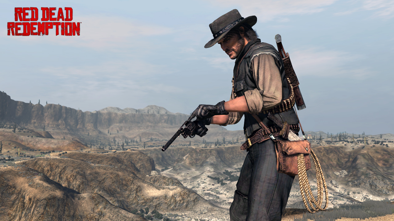 Red Dead Redemption: Xbox 360 v/s PS3 [Comparativa 3... 2... 1... FIGHT!]