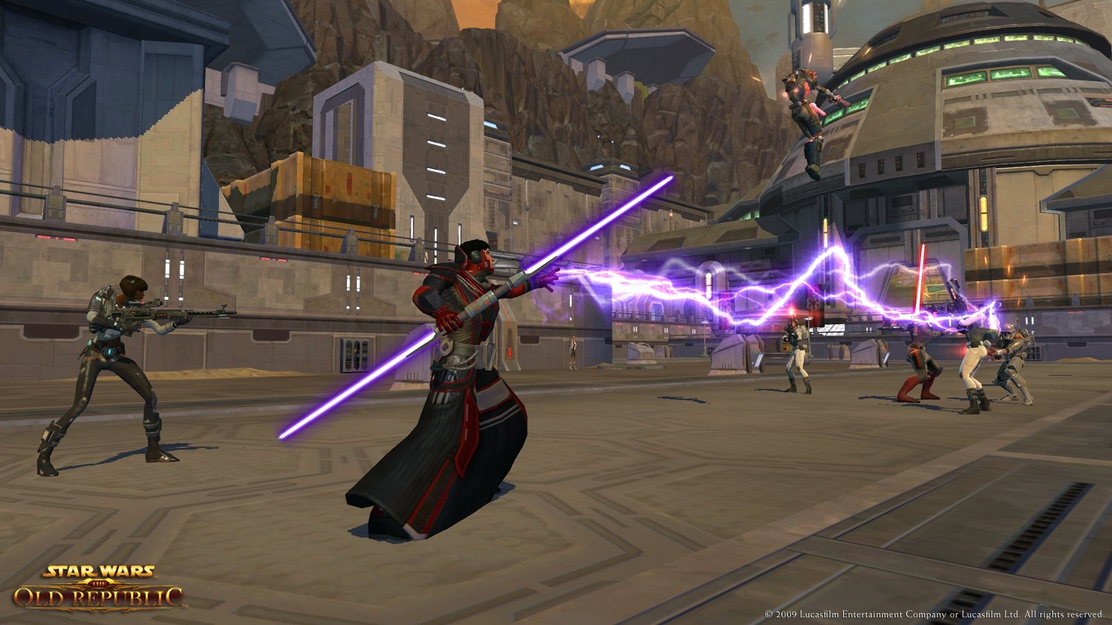 Star Wars: The Old Republic presenta al Guerrero Sith [Trailer]