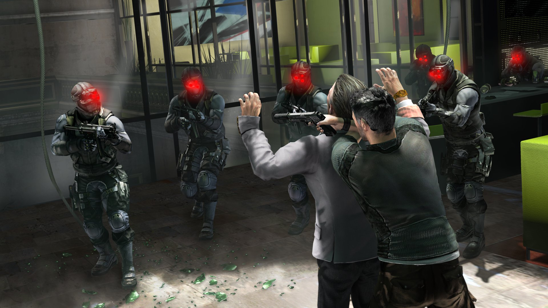 "Ubi detalla el primer DLC ""premium"" de Splinter Cell Conviction [Mew…]"