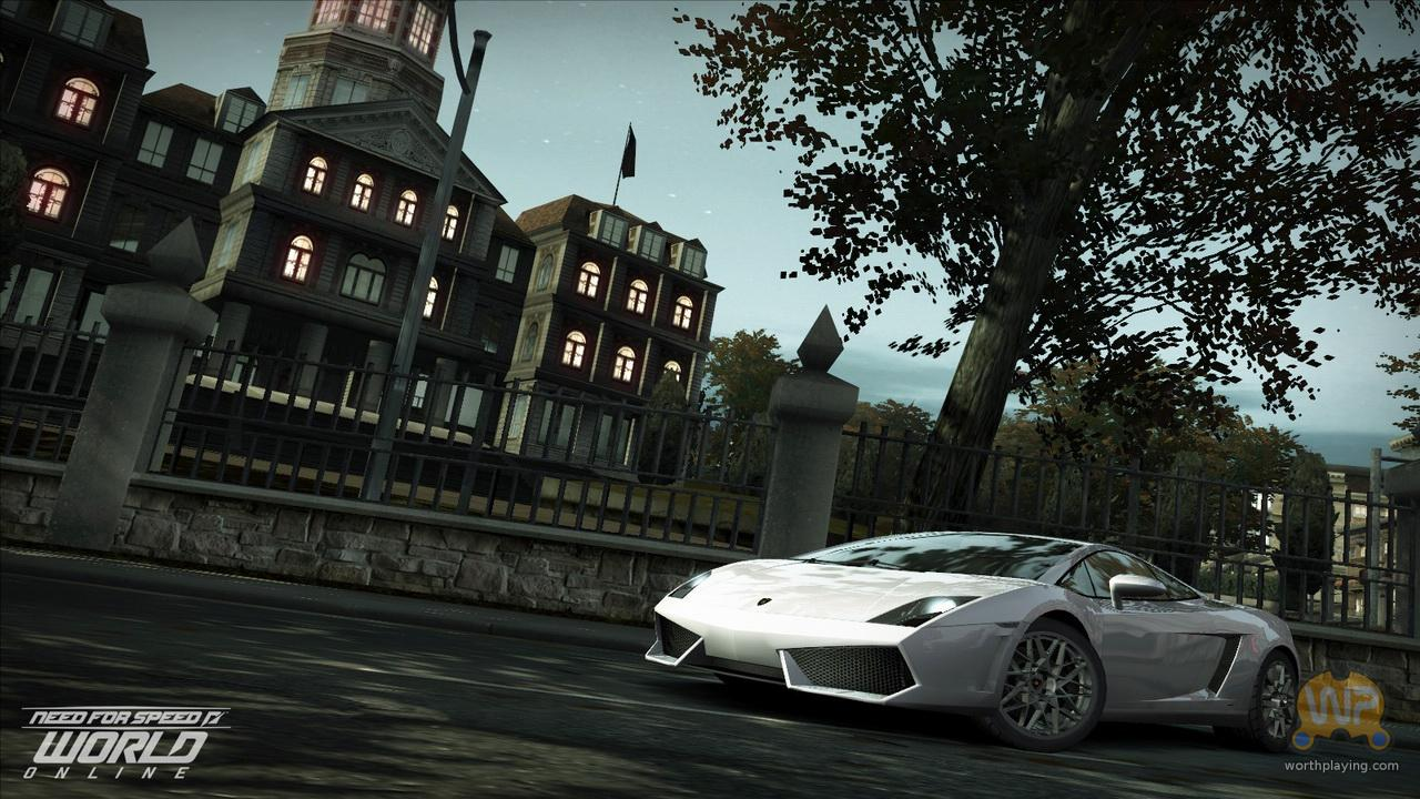 EA Games Busca Tentarnos Con NFS World Online [Promociones]