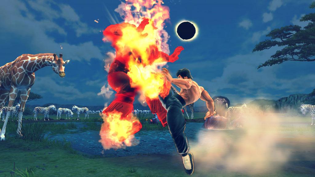 Otra Fan Movie: Street Fighter Legacy [Vamos mejorando las pelucas!]