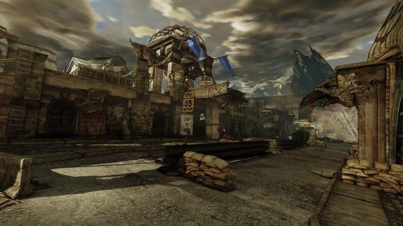 Nuevas Imágenes de Gears of War 3!!!