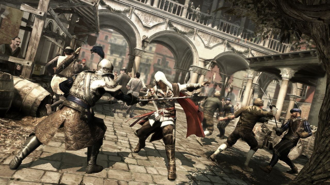Nuevo Teaser de Assasin's Creed: Brotherhood