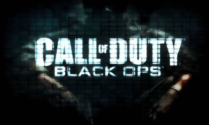 Call Of Duty: Black Ops, y su trailer debut.