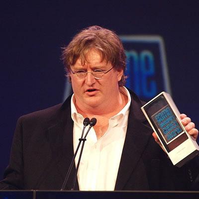 La historia de Gabe Newell fundador de Steam.