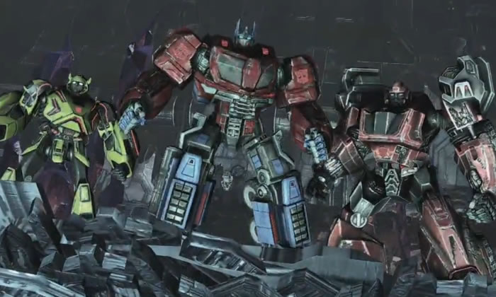 Transformers: War for Cybertron, Detalles y Video sobre el Multijugador personalizado.