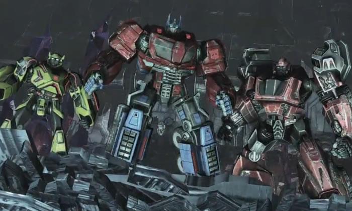 Transformers: War for Cybertron, Detalles y Video sobre el Multijugador personalizado.