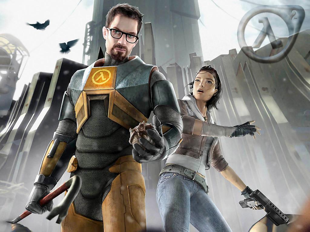 Valve anuncia Half-Life 2 para Mac OS X [Trailer]