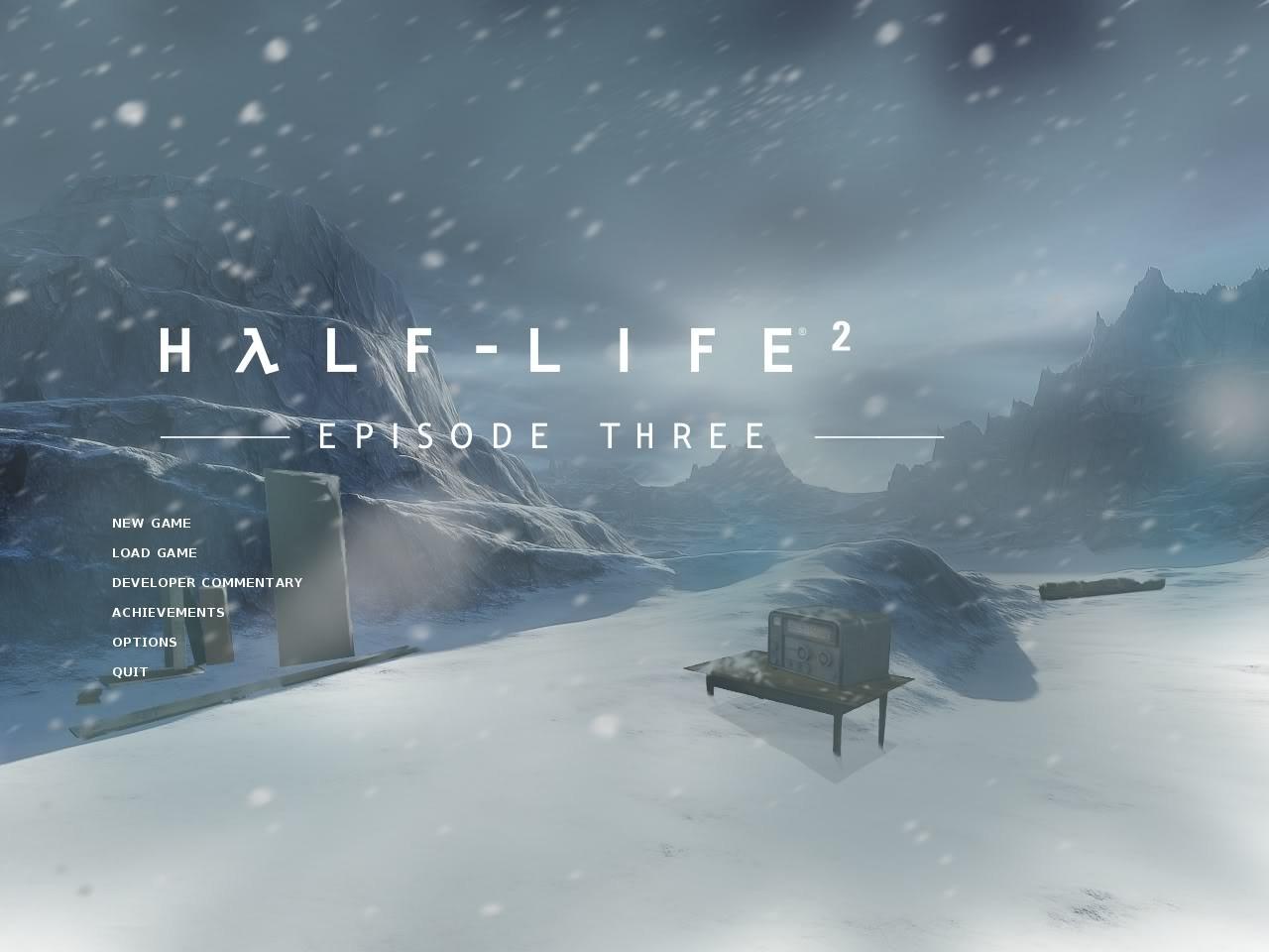 Realidad o fantasía?? Half-Life 2: Episode 3 [Rumor]