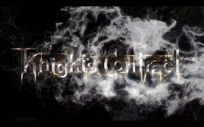 Knights Contract; el retoño de Kratos y Bayonetta [Trailer]