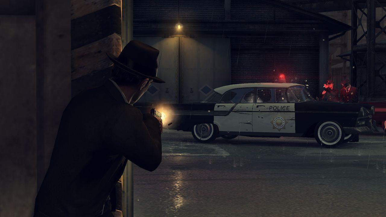 OMG Mafia 2 será full potenciado por Nvidia PhysX [Que Envidia]