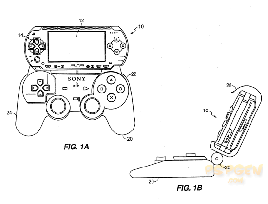 Sony si pretendia usar el Sixaxis para el PSP