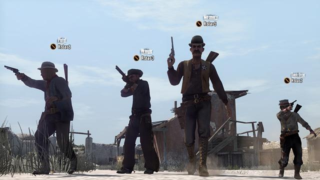 Rockstar anuncia primer DLC gratuito para Red Dead Redemption... y el juego aún no sale!! [DLC]