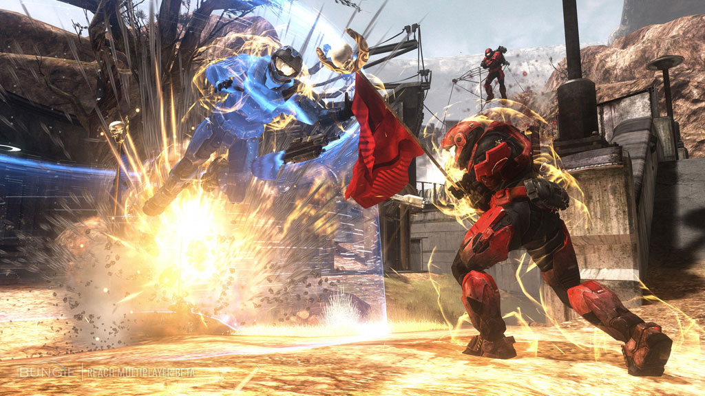 Halo Reach: Se extiende la Beta