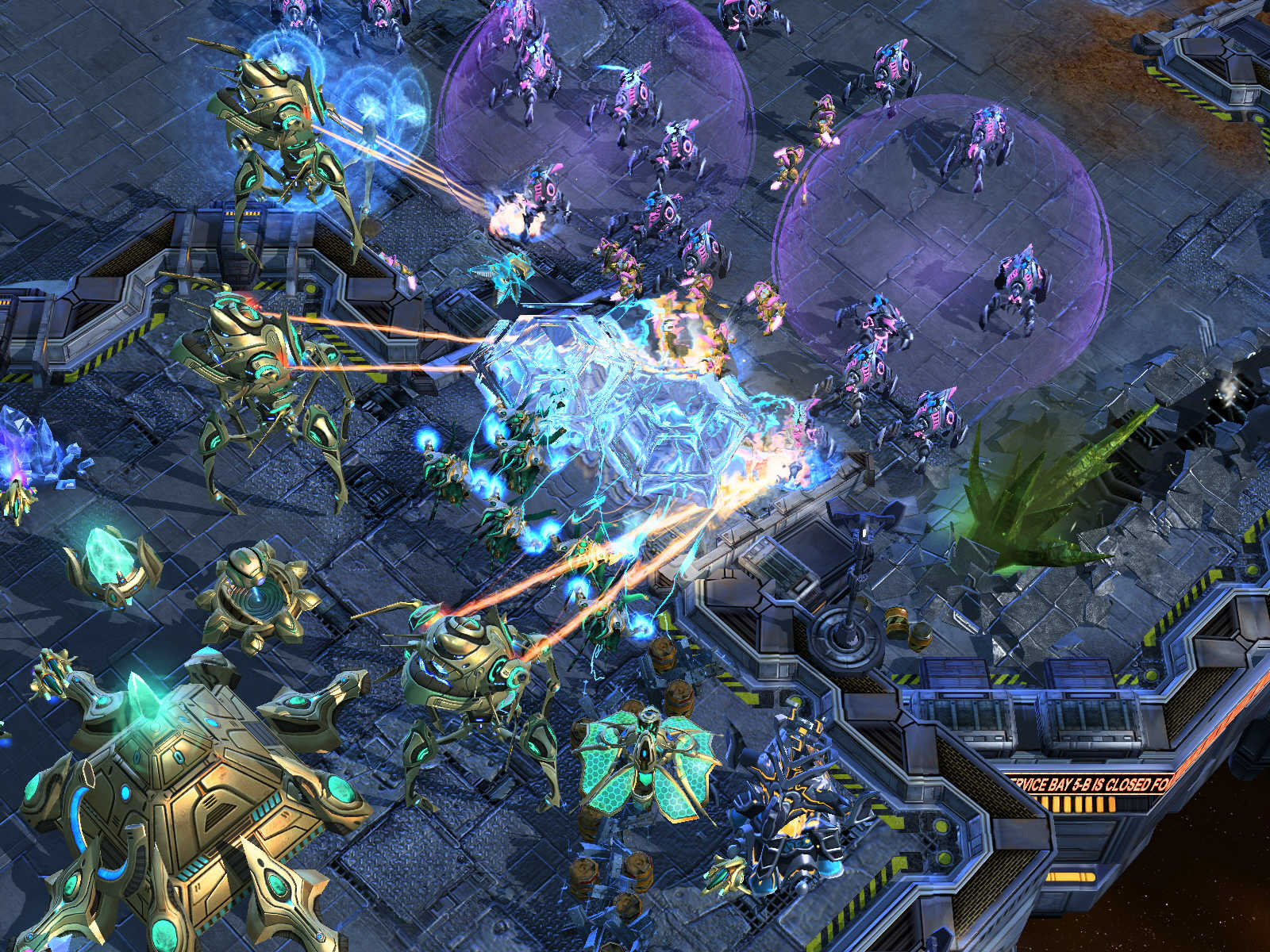Blizzard confirma que Starcraft 2 estará integrado con Facebook [OK…]