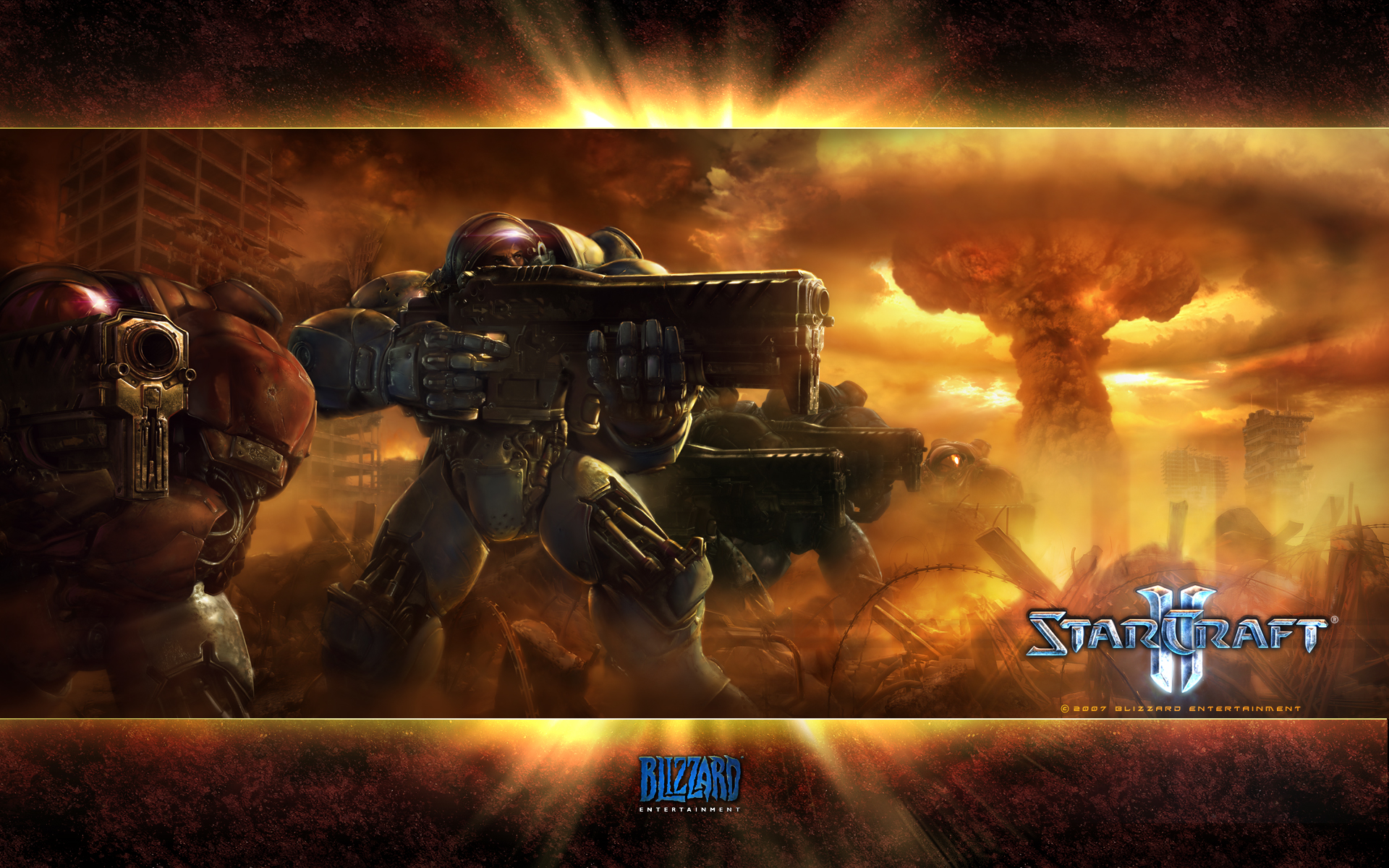 Starcraft 2 Fecha Oficial Anunciada! [OMFG!! Video Preview]