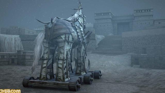 Un vistazo a Warriors: Legends of Troy [Screenshots]