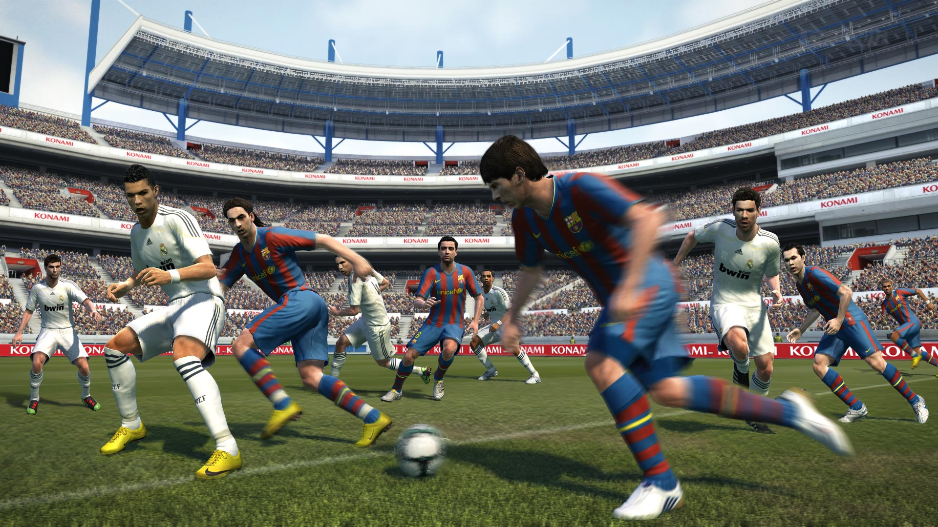 Primeras fotos ingame de Pro Evolution Soccer 2011 se ven bastante bien [Screens]