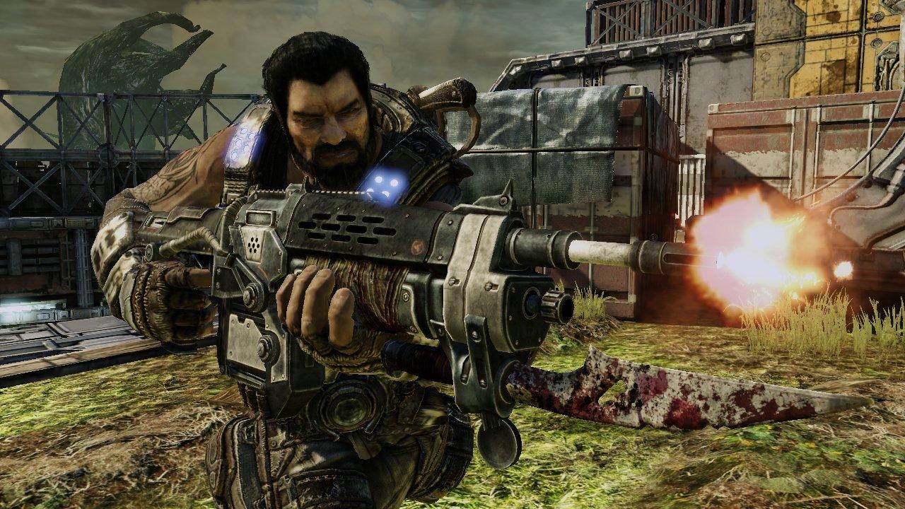 Gears of War 3: Modo BEAST [Videos Bestiales] #E3