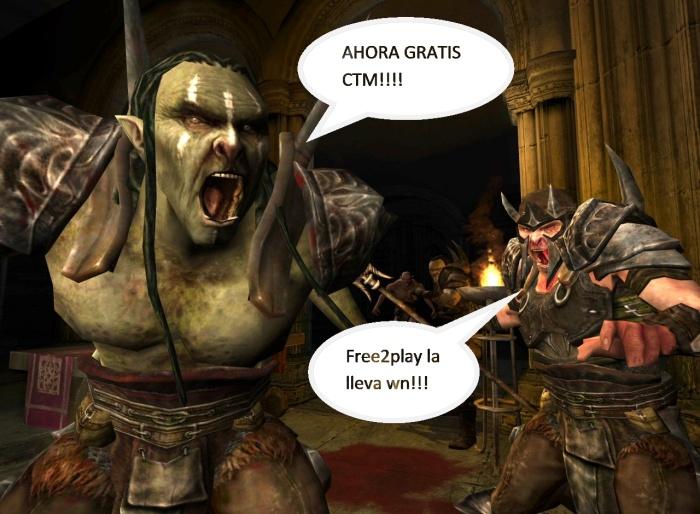 Lord of the Rings Online; otro más a la parrilla de los Free2Play [juegos gratis FTW!!]