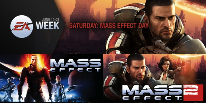 Mass Effect con un descuento masivo! [EA Week en Steam]