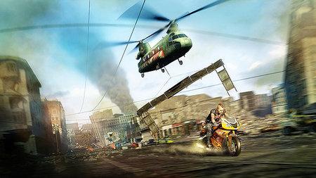 MotorStorm Apocalypse... Una Ciudad Autodestruíble