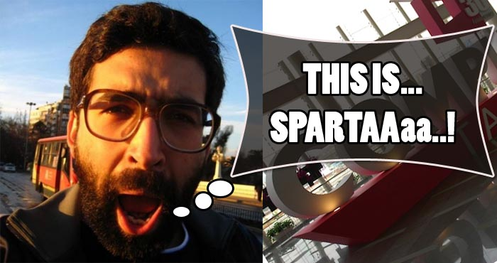 Oscar Sparta