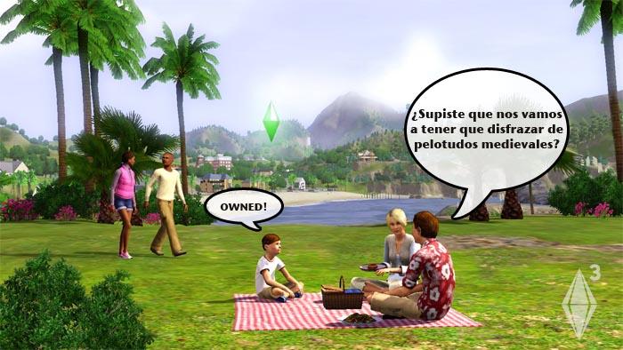 WTF? se vienen los Sims Medievales? [Rumor]