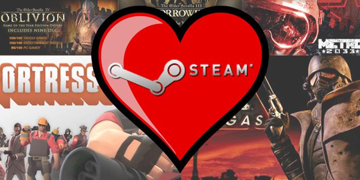 Steam tira la casa por la ventana! [Te adoro, Steam]