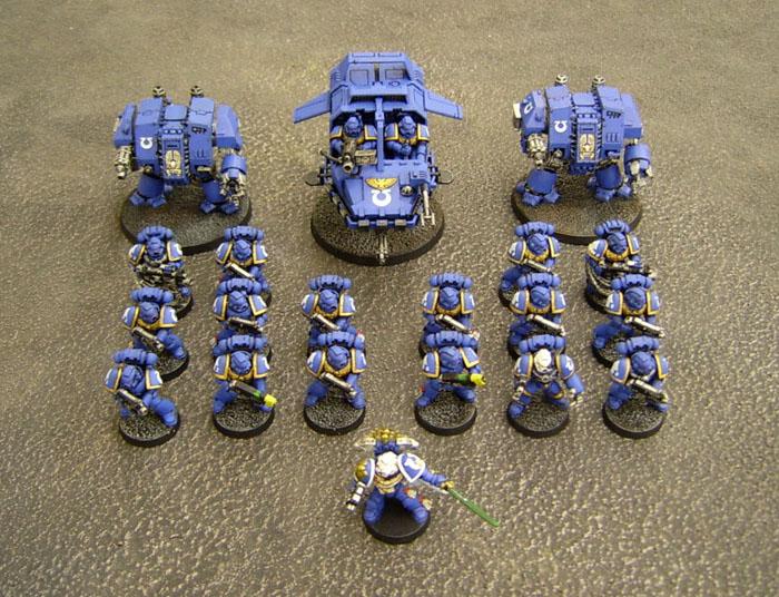 ultramarines squad