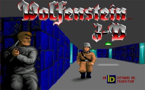 Medio viejo, pero bueno!: Hitler se entera de Wolfenstein [LOL]