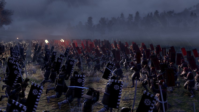 Primeras fotos ingame de Shogun 2: Total War [Screenshots]