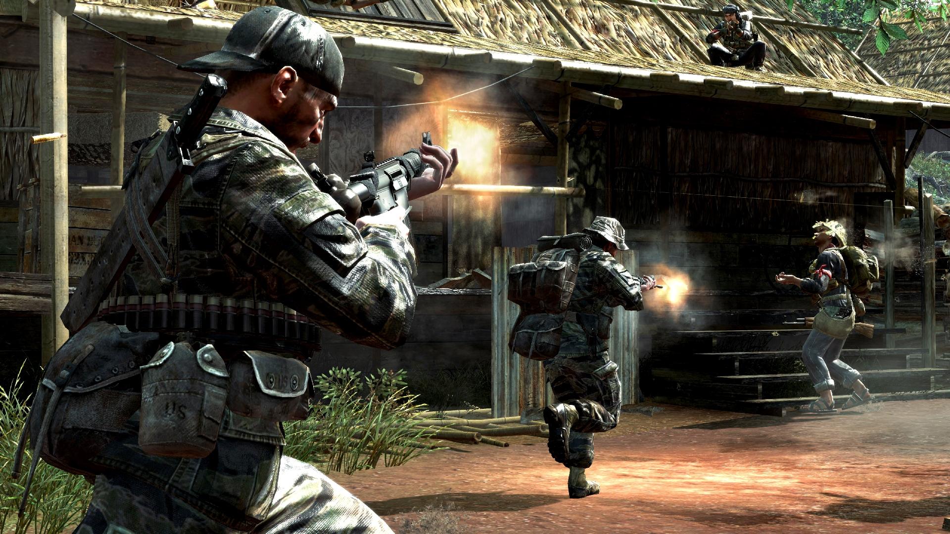 Analistas sostienen que Call of Duty: Black Ops tendrá más pre-ordenes que Modern Warfare 2 [Money, get away]