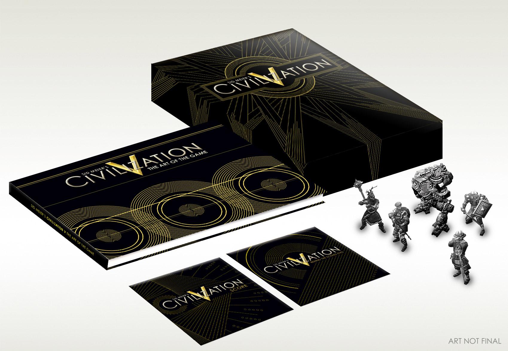 La edición especial de Civilization V [Solo para coleccionistas]