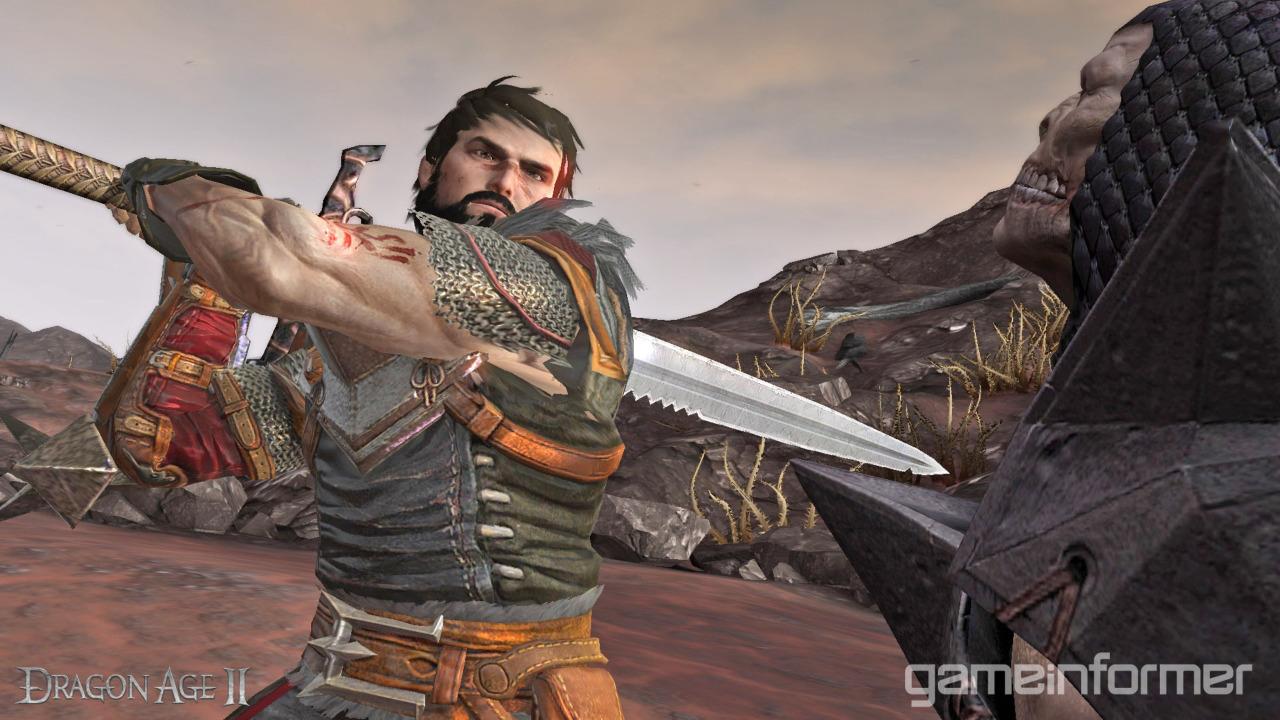 Primeras imágenes y detalles de Dragon Age 2 [FTW!]