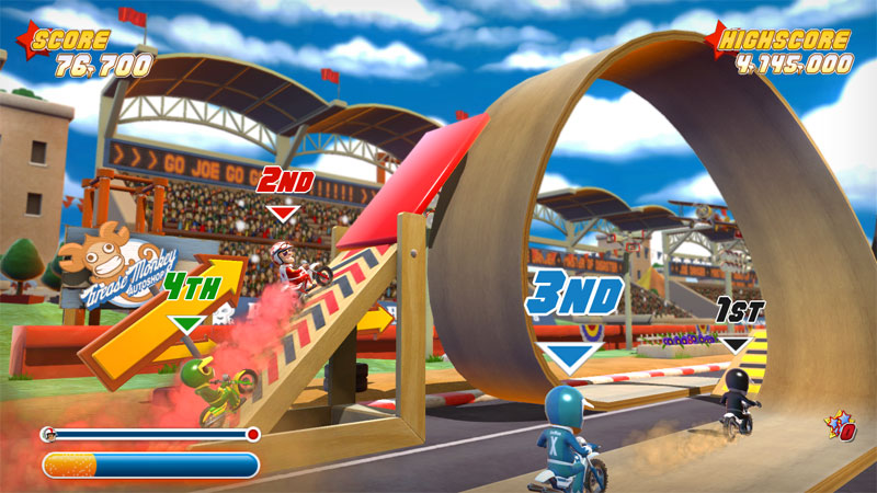 Joe Danger y la controversia entre PSN y XBLA [Opinion y Debate]