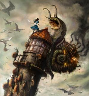 Un exquisito y desquiciado Teaser de Alice: Madness Returns + algunas imagenes [Teaser]