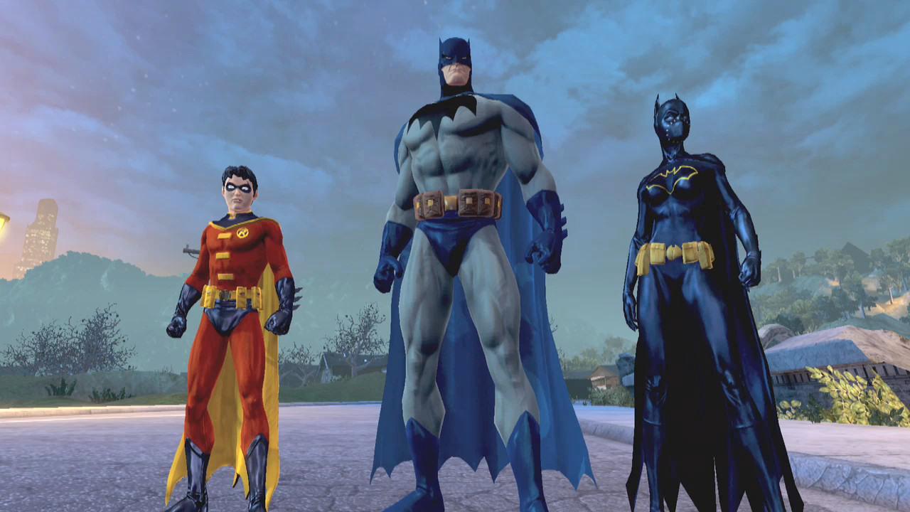 DC Universe Online abre las puertas para la BETA [GO GO GO!!!]