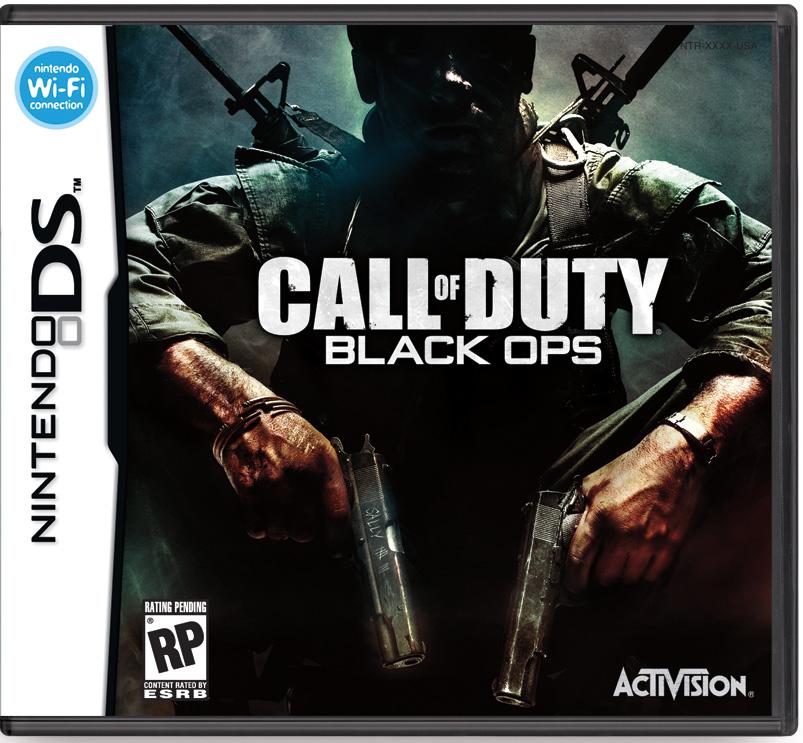 Call of Duty: Black Ops, confirmado para Nintendo DS [guerra portátil]