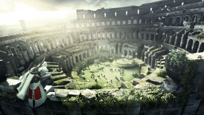 Así será el multiplayer de Assassin's Creed: Brotherhood [Video #Comic-Con]