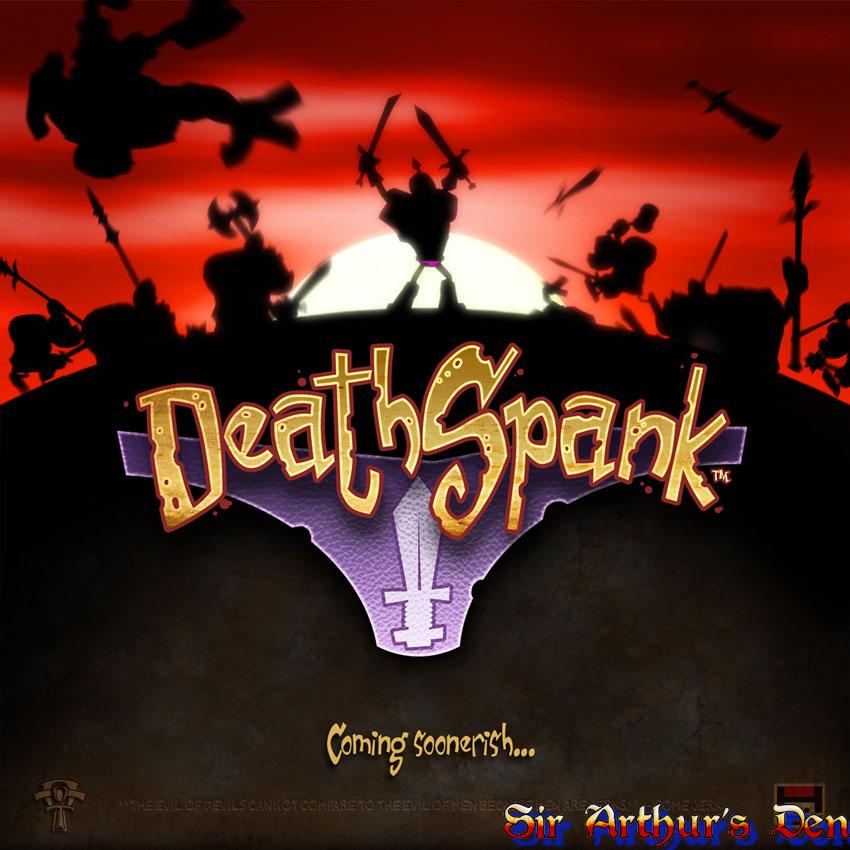 DeathSpank de Ron Gilbert presenta sus armas épicas [Video épico]
