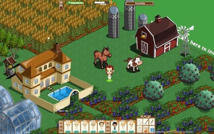 Google le mete U$200 Millones a los creadores de Farmville … se viene Google Games [CHAN!]