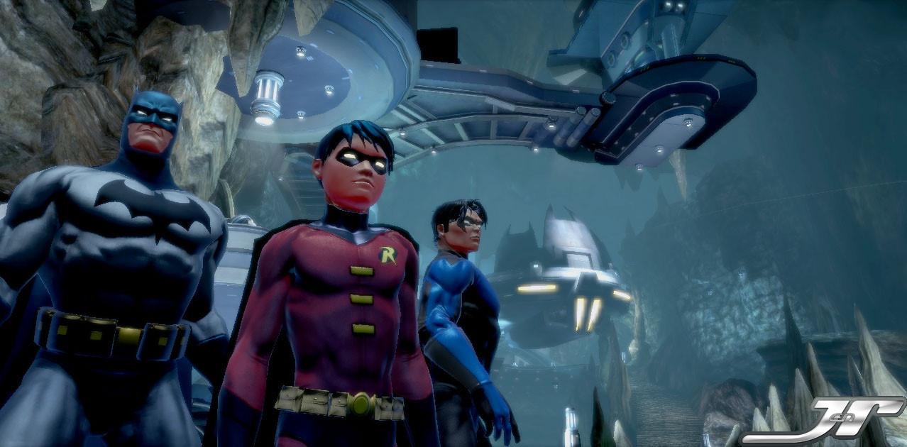 Otra Realidad De DC Universe Online [Trailer #Comic-Con 2010]