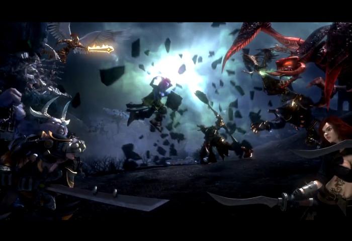 League of Legends anuncia su 1ra temporada con bombos y platillos [Video]