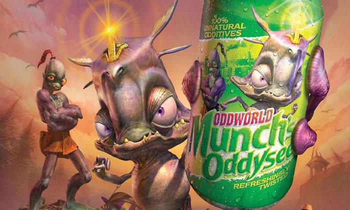 El regreso de la saga OddWorld ya es una realidad.