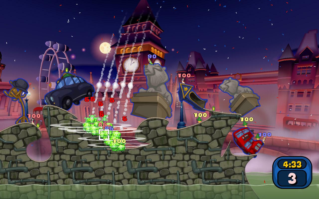 Worms: Reloaded, en pre-venta en Steam y con fecha de salida [Kamikazeee!]