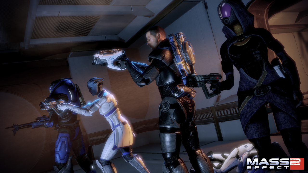Mass Effect 2 expande aun más su universo con Lair of the Shadow Broker [DLC]