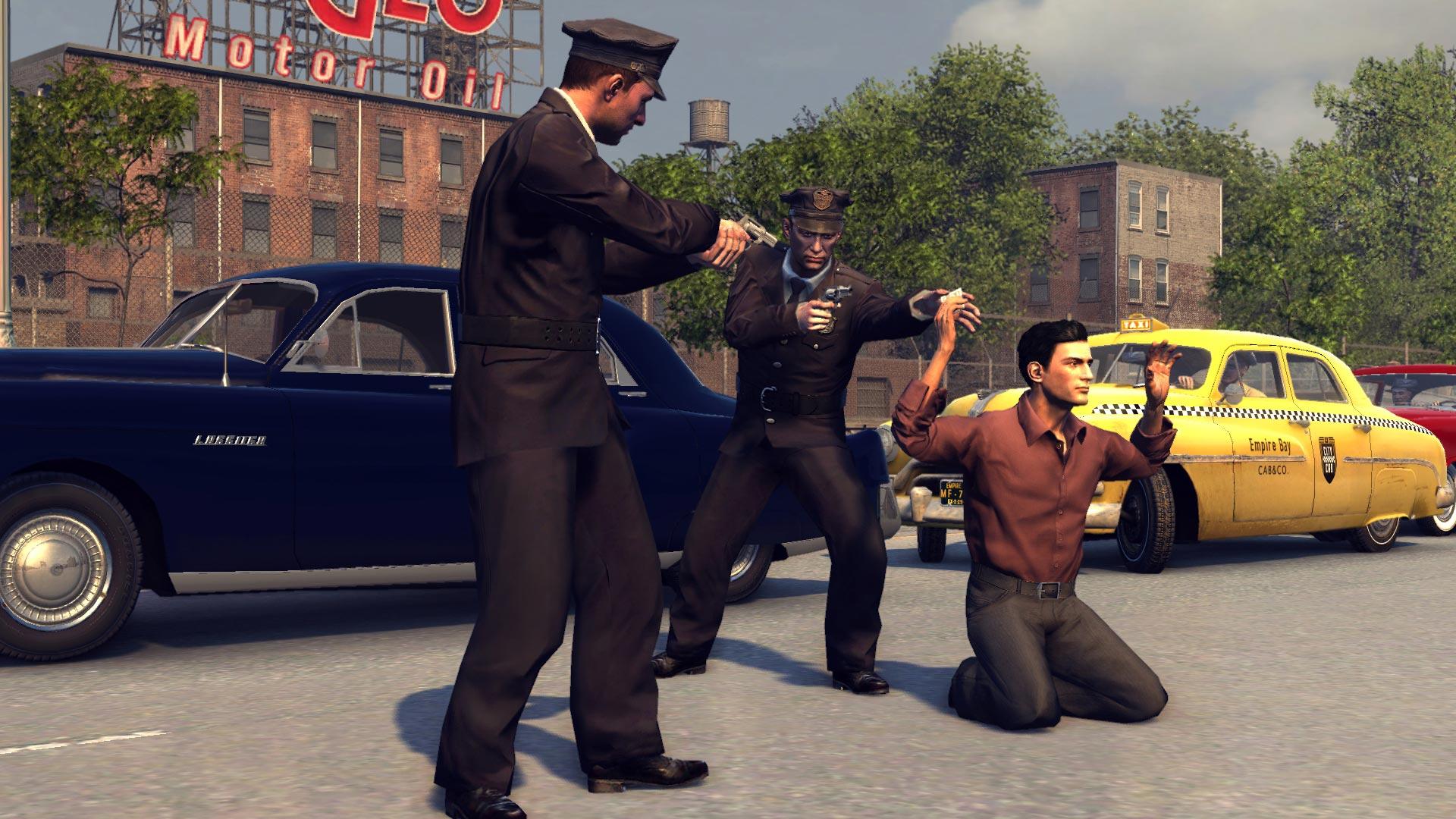 Invasión de videos gameplay de Mafia 2 … y otras cochinadas [OMG!]